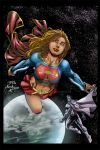.:Supergirl:. by psychoheat