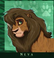 Neva ~ The Confused by LeopardXCrow