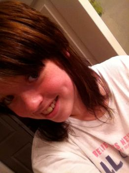 New Haircut as of 9.17.11 by kittykittycoco