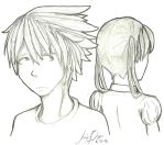 Soul and maka by guardian-angel15