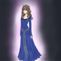 Maerad of Pellinor by Sillylilirishgirl