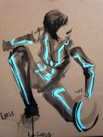 Tron_03 by Javier-Harriman