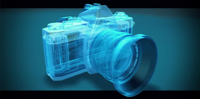 SLR Camera by stretch186
