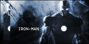 I Am Iron Man by AznSoraX