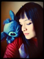 Lilo and Stitch cosplay 4 by jackfreak1994
