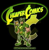 Cheaper comics claw-guy by skulljammer