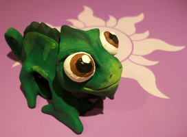 Sculpey Pascal by The-Rebexorcist
