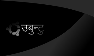 ubuntu black hindi by zakirs
