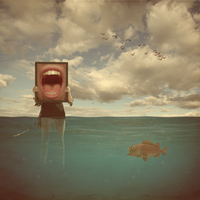 Surreal Photo Manipulation by Spaloona