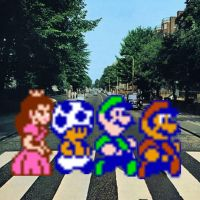 This Aint Rainbow Road by vanTol777