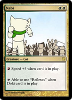 Magic Cards - Nabi Card by Destroyer9283