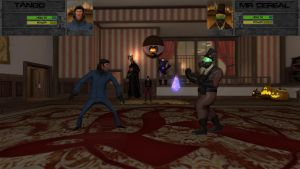 Team Fortress Fight Off by Sendaga