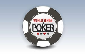 WSOP Poker chip by mangion