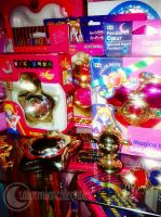 The Allure of Sailor Moon Toys by onsenmochi