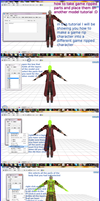 MMD tutorial how to take parts from  game rips by Littleaerith2140