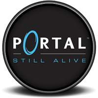 Portal game 256x256 png icon by KingReverant