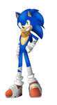 Sonic Boom: Sonic The Hedgehog by Star-of-Magenta