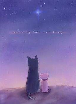 Waiting by mewe321