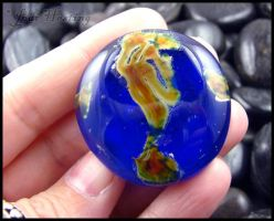Glass Cabochon by andromeda
