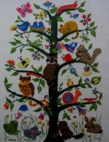 The Tree of Life by Helens-Serendipity