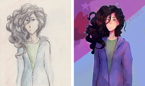 Redraw (~1,5 years) by orkinas