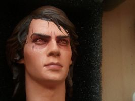 Anakin, angry Sith repaint - 6 by DarrenCarnall