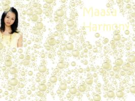 Maasa Sudou Wallpaper by Kiokiou