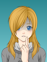 Human!Livvie Sipes by Yandere-Dandere