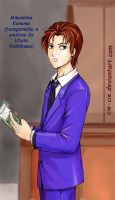 Tasogare's manager by cie-cie