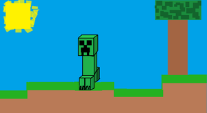 Creepers are like meepers by jnessmoonheart