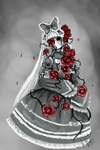 lost rose by airlia-mariee
