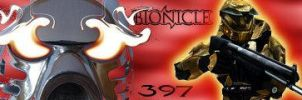 Bionicle-Halo banner by Mate397