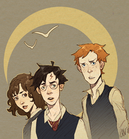 Harry Potter by CrazySharly