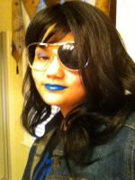 Vriska Cosplay (pic 2) by Warriors1333