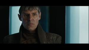 The 'Emotionless' Sarek by TheGreatUndefeatable