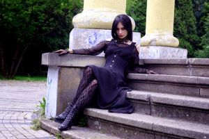 Gothic by HelenQuila