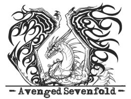 Tribal A7X Logo by Revie6661