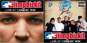 Limp Bizkit - Live at Finsbury Park  CD Cover by pebola73