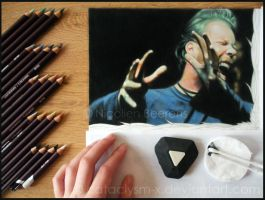 James Hetfield - Progress by Cataclysm-X