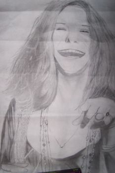 Janis Joplin by ChopStick-Skeleton