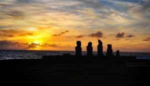 Isla de Pascua by impulsives