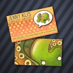 Business Cards by starfishey