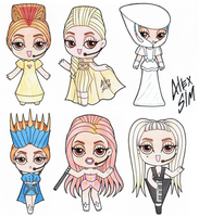 Chibi BTW Ball #2 by alexsim