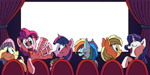 Canterlot Hill Theatre [Collab with Ziggyfin] by FritzyBeat