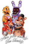 FIVE NIGHTS AT FREDDY'S 2- Withered away by Acidiic