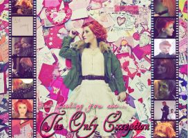 Paramore: The Only Exception by MurderedMuffins