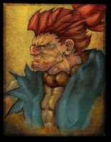 akuma color by hagencalacin
