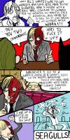 BATMAN: APPLES TO APPLES PT 8 by Lascaux