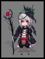 Tengu Adoptable (offers)  closed by Mezamete-Akai--Tsuki