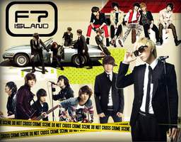 FT Island by XDaJoker